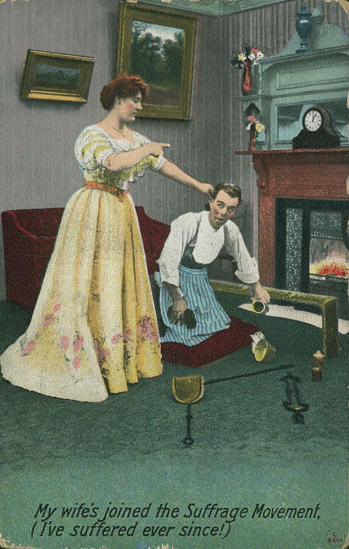 cartoline-propaganda-anti-diritti-donne-suffragette-1900-19