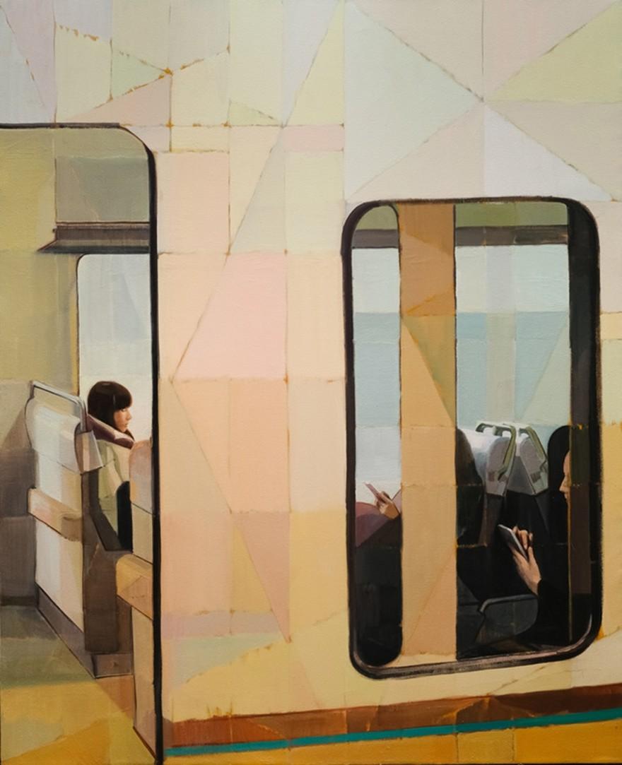 dipinti-geometrici-olio-hiroshi-sato-13