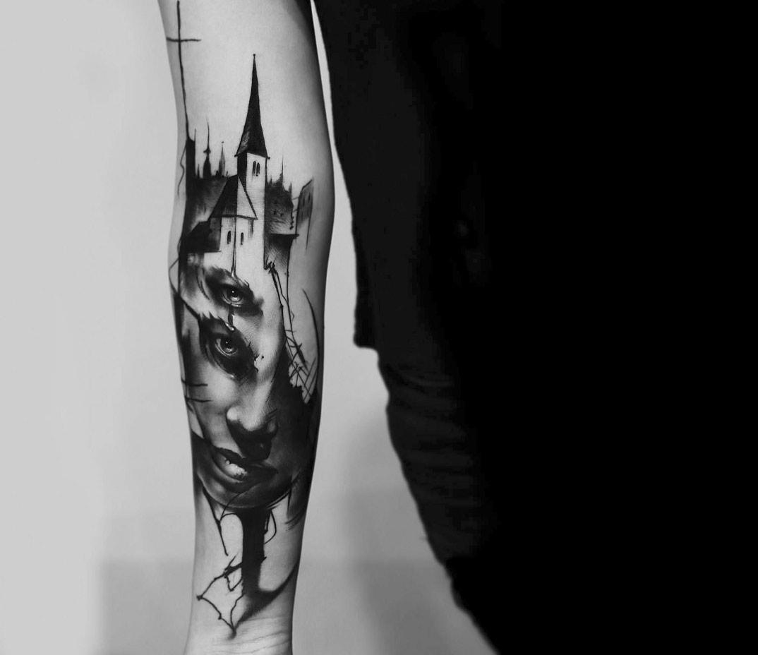 drammatici-ritratti-misteriosi-tatuaggi-monocromatici-kurt-staudinger-05