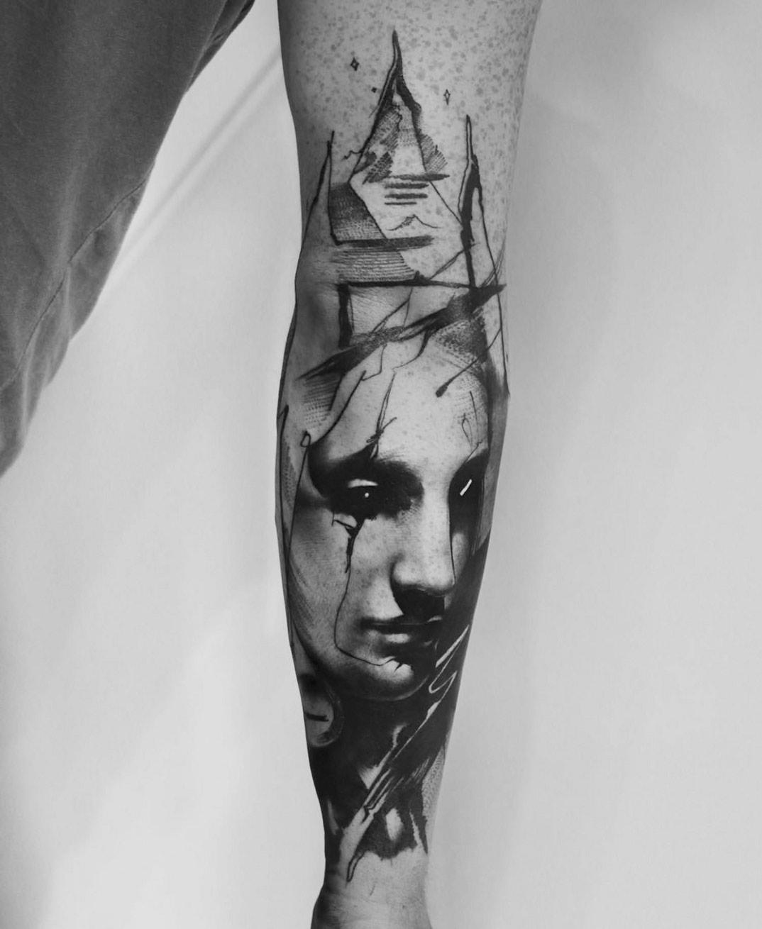 drammatici-ritratti-misteriosi-tatuaggi-monocromatici-kurt-staudinger-06