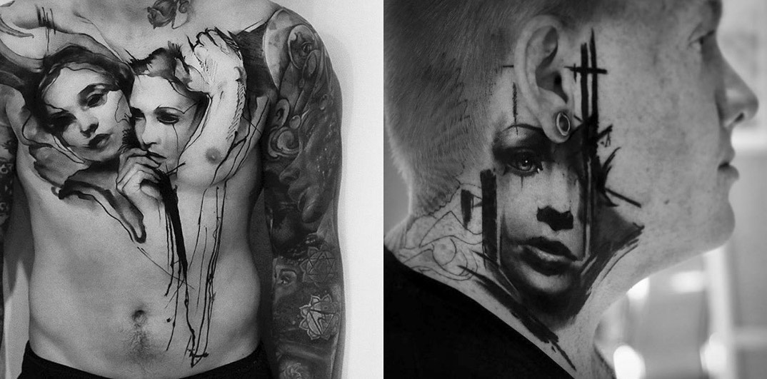 drammatici-ritratti-misteriosi-tatuaggi-monocromatici-kurt-staudinger-09