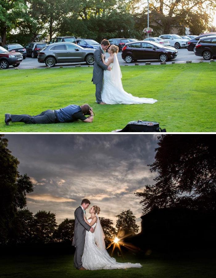 fotografi matrimoni divertenti