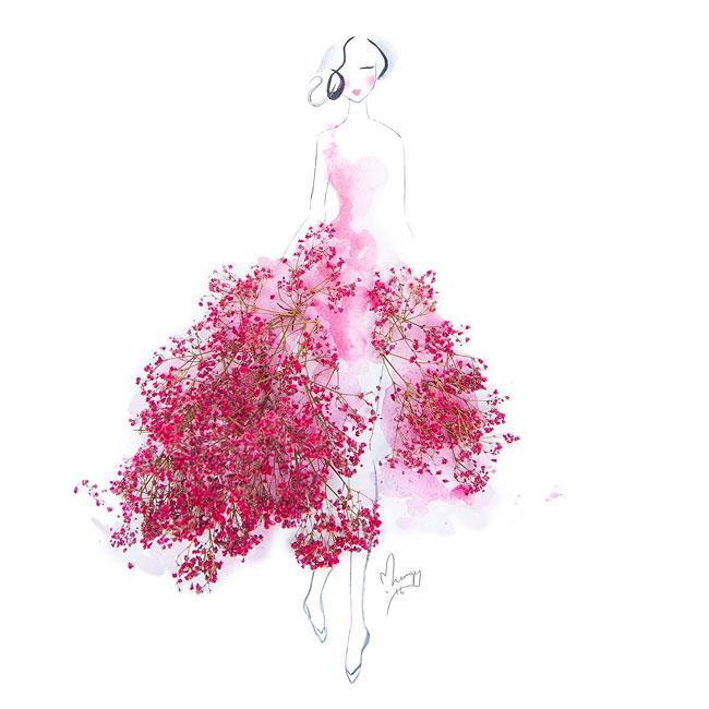 illustrazioni-abiti-eleganti-strati-petali-veri-lim-zhi-wei-09