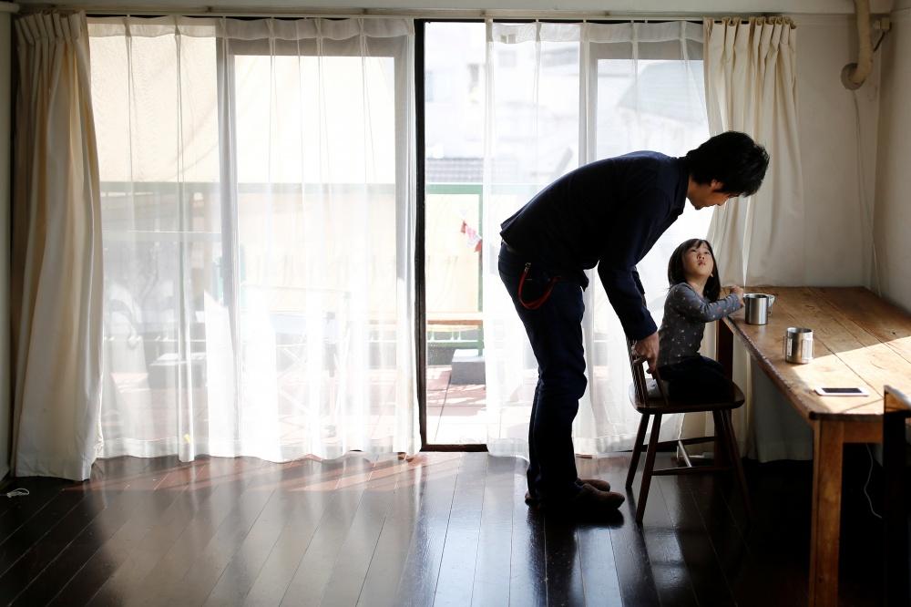 Foto degli interni di una vera casa giapponese ecco for Foto case giapponesi