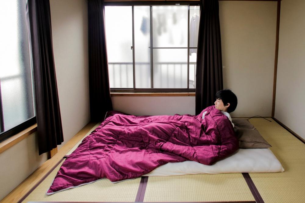 foto degli interni di una vera casa giapponese. ecco perché amano ... - Arredamento Minimalista