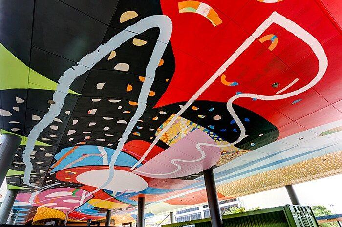murales-soffitto-curtin-university-perth-australia-Hense-02-keb