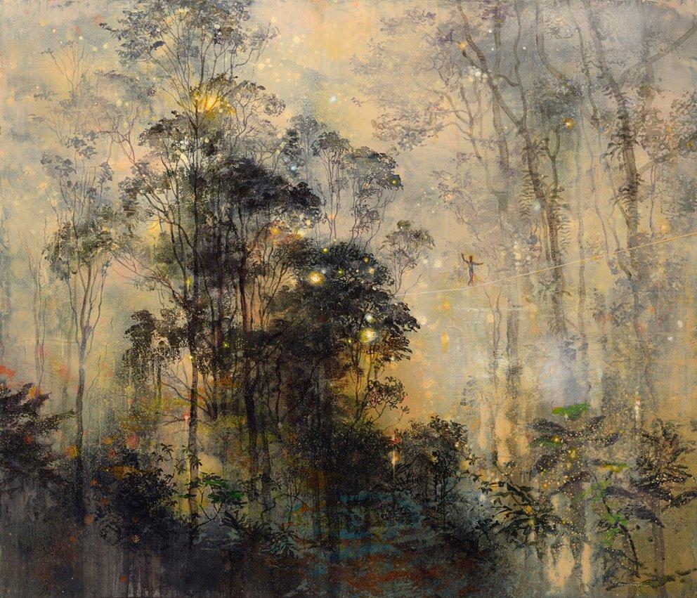 pittura-sogni-realismo-surreale-eric-roux-fountaine-1