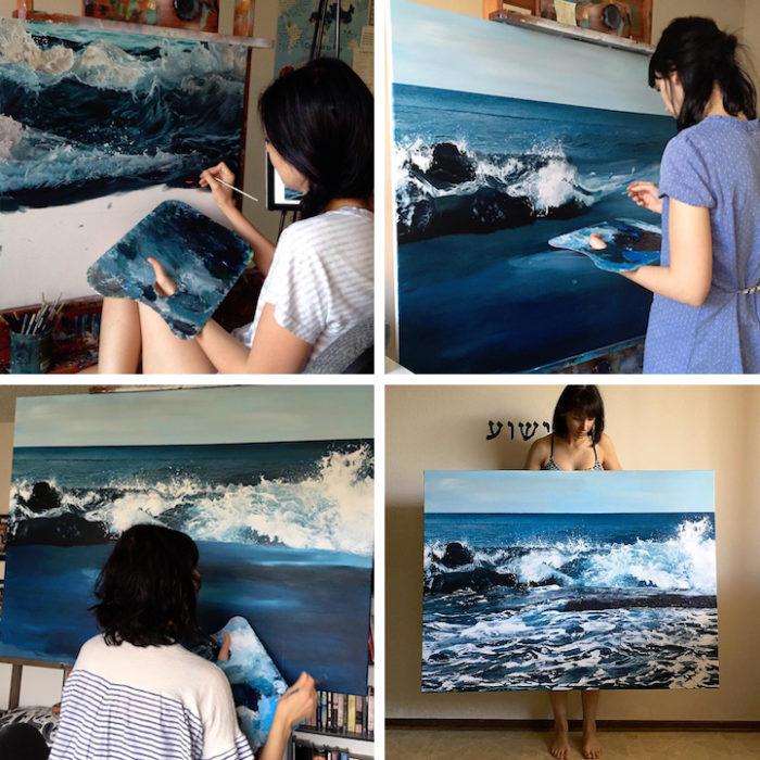processo-creativo-dipinti-disegni-artista-autodidatta-andreea-berindei-07