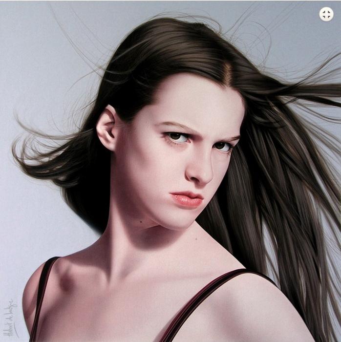 ritratti-nudi-donne-sensuali-iperrealismo-hubert-de-lartigue-15