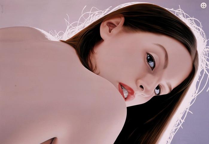 ritratti-nudi-donne-sensuali-iperrealismo-hubert-de-lartigue-16