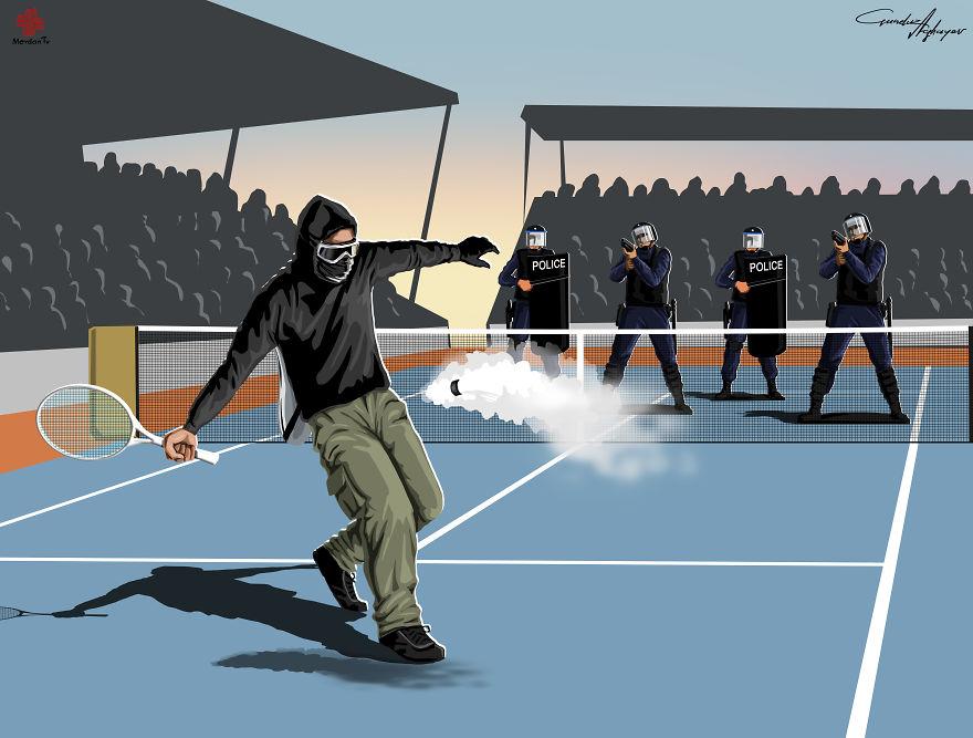 supermaket-illustrazioni-satiriche-critica-societa-gunduz-agayev-11