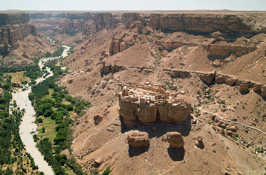 villaggio-yemen-case-fango-haid-al-jazil-3