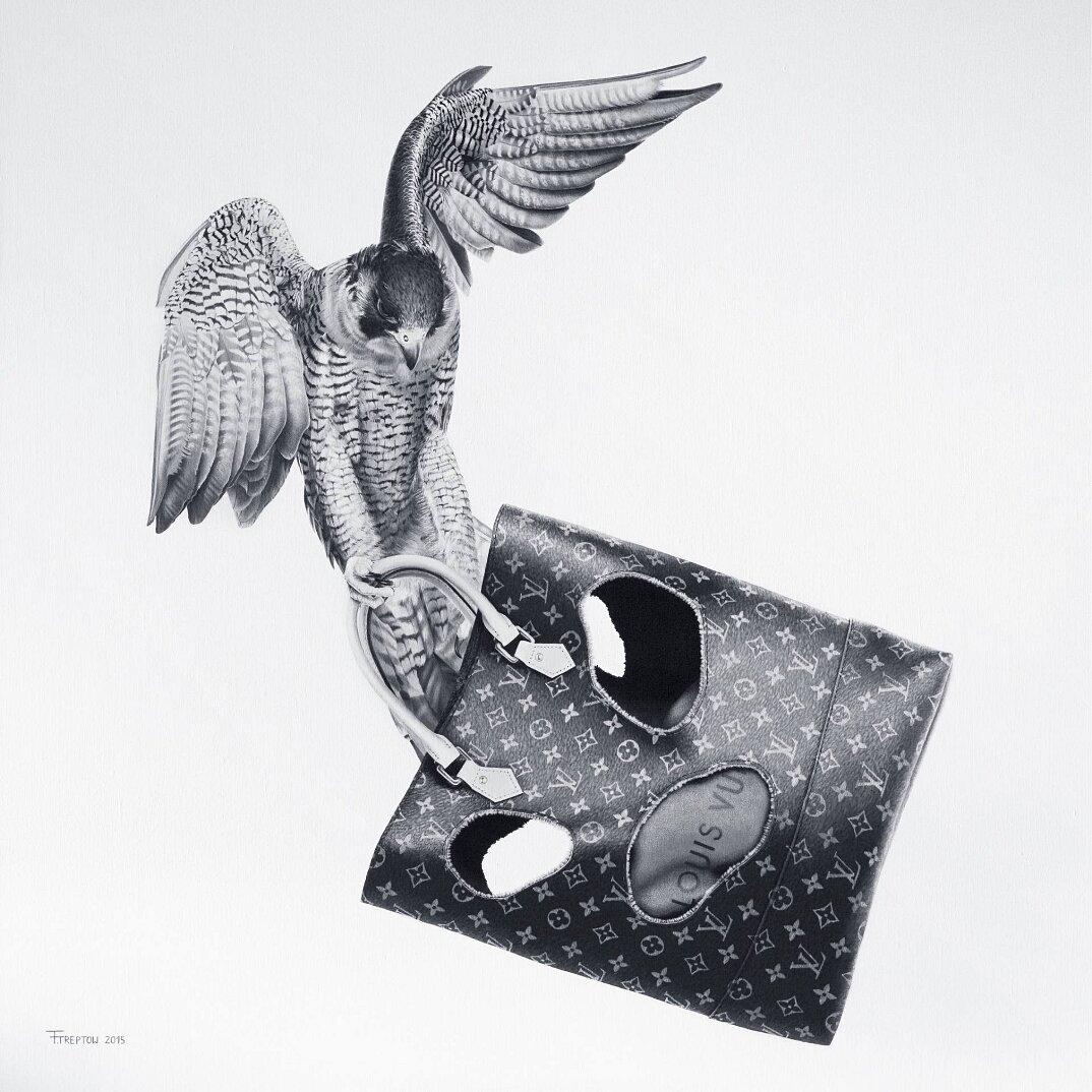 dipinti-iperrealisti-artista-autodidatta-animali-selvatici-franziska-treptow-1