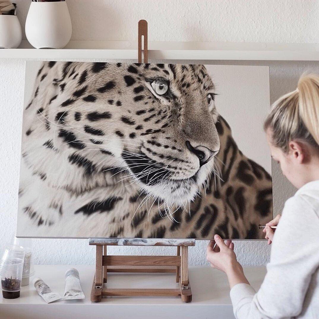 dipinti-iperrealisti-artista-autodidatta-animali-selvatici-franziska-treptow-8