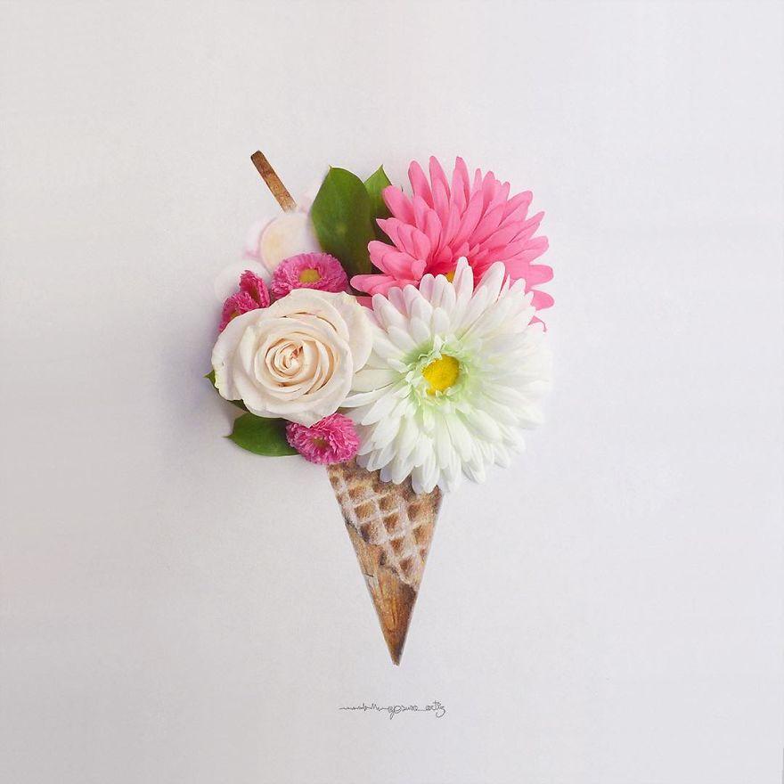 illustrazioni-3d-fiori-oggetti-comuni-jesuso-ortiz-01