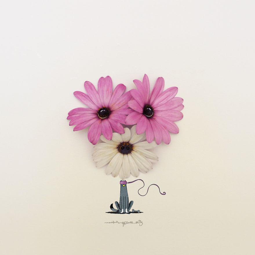 illustrazioni-3d-fiori-oggetti-comuni-jesuso-ortiz-08