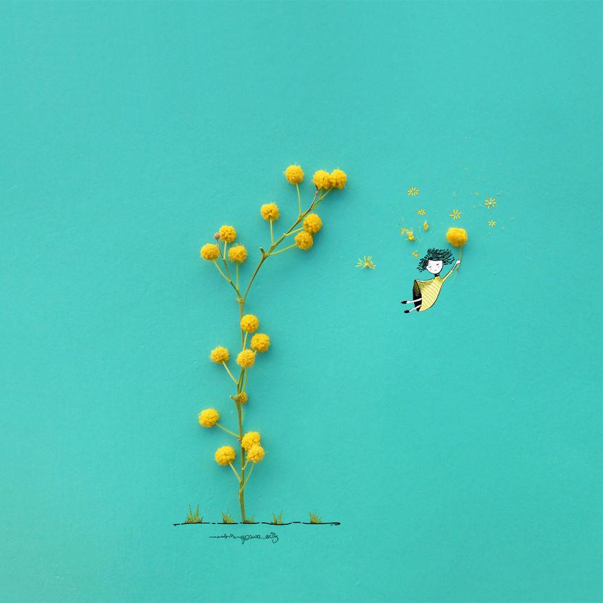 illustrazioni-3d-fiori-oggetti-comuni-jesuso-ortiz-10