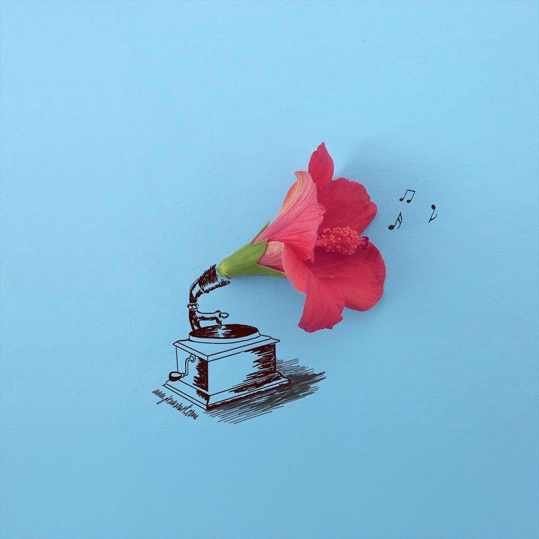 illustrazioni-3d-fiori-oggetti-comuni-jesuso-ortiz-11