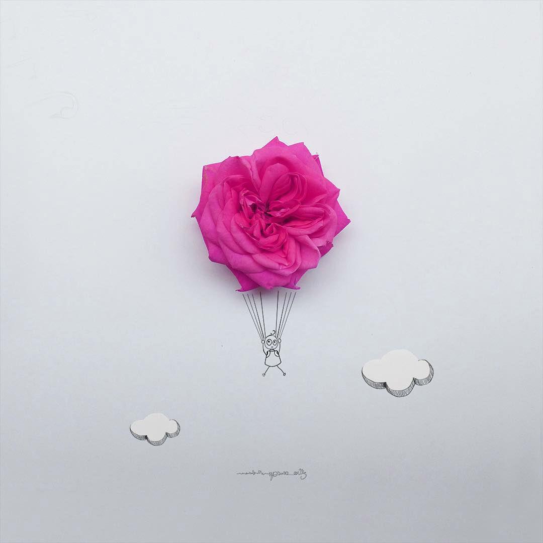illustrazioni-3d-fiori-oggetti-comuni-jesuso-ortiz-13