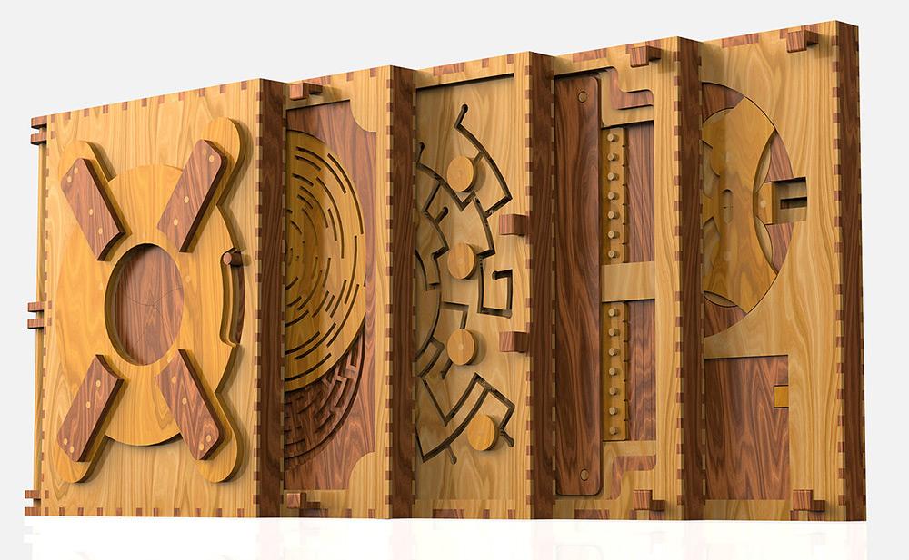 libro-legno-artigianale-puzzle-meccanici-da-risolvere-codex-silenda-brady-whitney-03