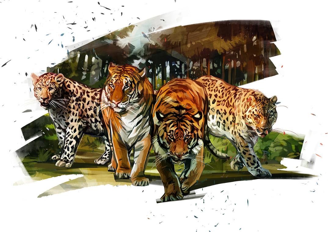 treno-metropolitana-mosca-illustrazioni-tigri-leopardi-viktor-miller-gausa-05
