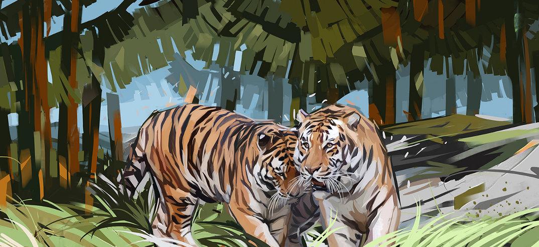 treno-metropolitana-mosca-illustrazioni-tigri-leopardi-viktor-miller-gausa-07