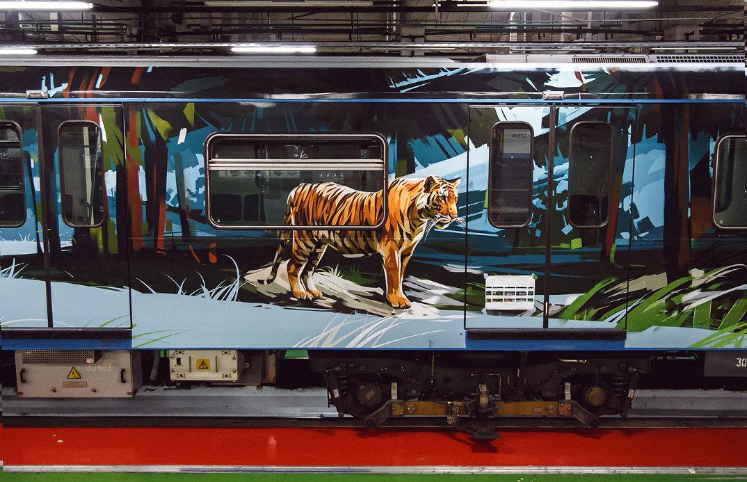 treno-metropolitana-mosca-illustrazioni-tigri-leopardi-viktor-miller-gausa-10