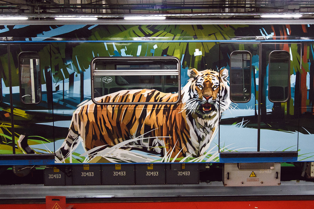 treno-metropolitana-mosca-illustrazioni-tigri-leopardi-viktor-miller-gausa-17
