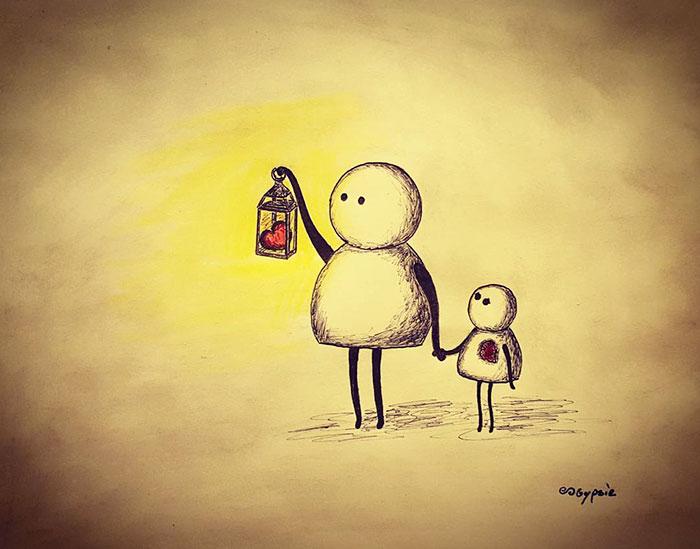 amore-vita-morte-vignette-disegni-gypsie-raleigh-08