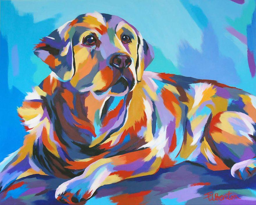 dipinti-colori-vibranti-ritratti-ellie-benton-01