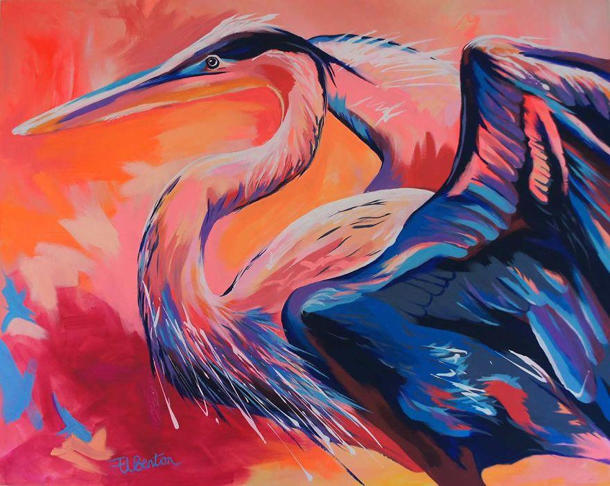 dipinti-colori-vibranti-ritratti-ellie-benton-05