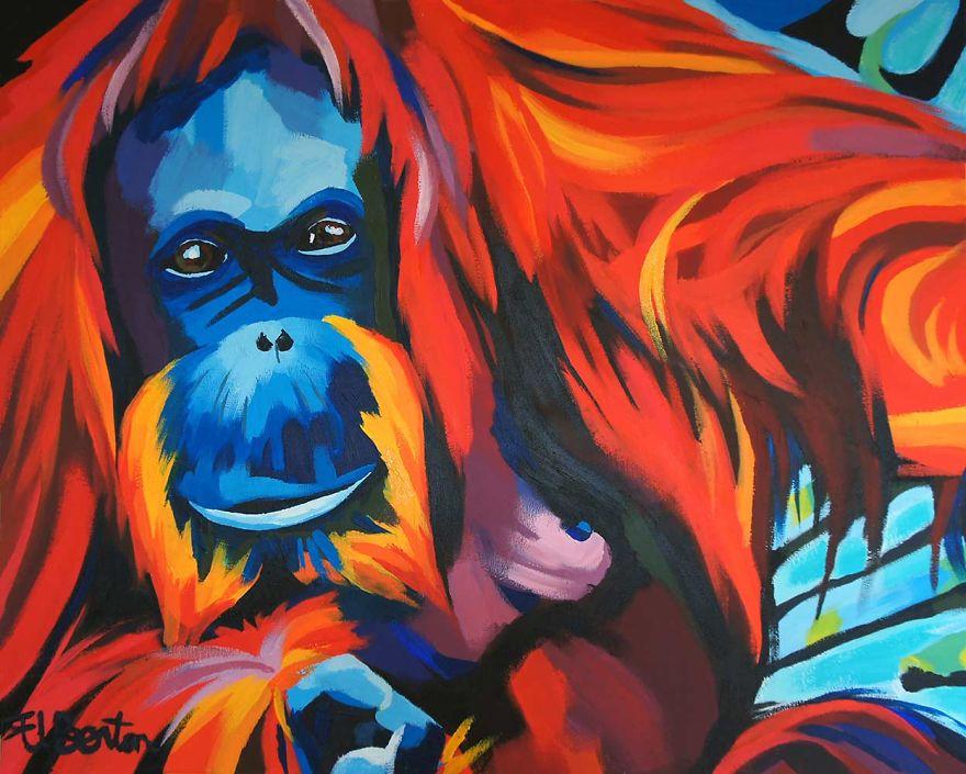 dipinti-colori-vibranti-ritratti-ellie-benton-08