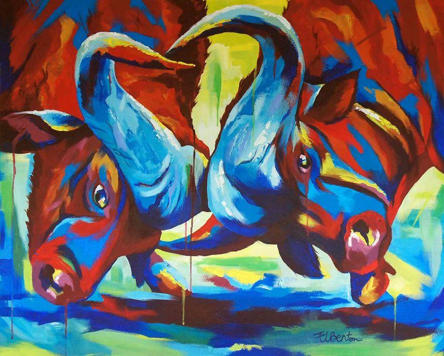dipinti-colori-vibranti-ritratti-ellie-benton-12
