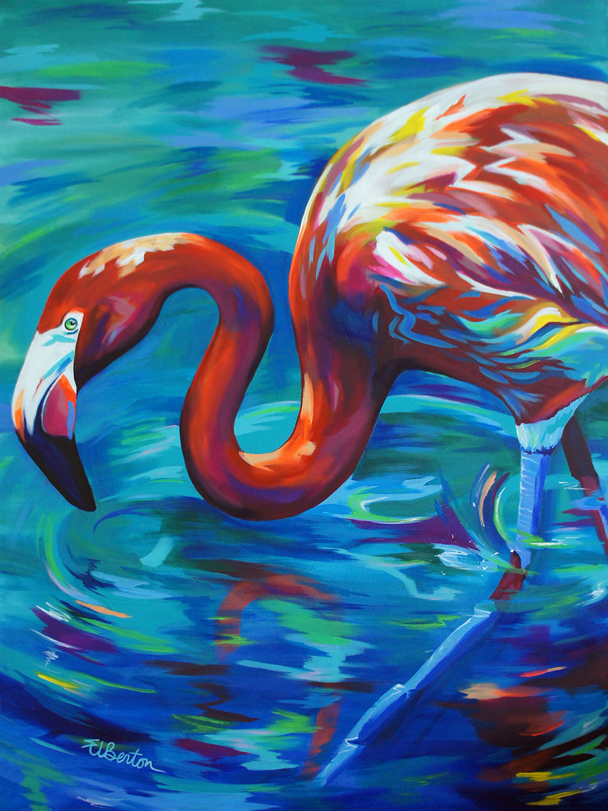 dipinti-colori-vibranti-ritratti-ellie-benton-13