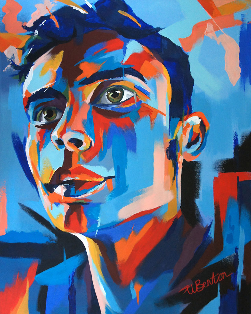 dipinti-colori-vibranti-ritratti-ellie-benton-14