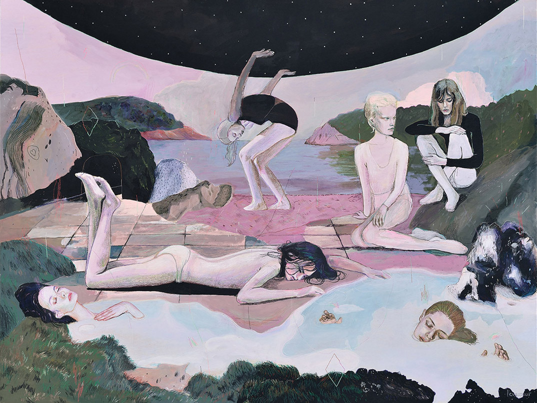 dipinyi-surreali-donne-alexandra-levasseur-11