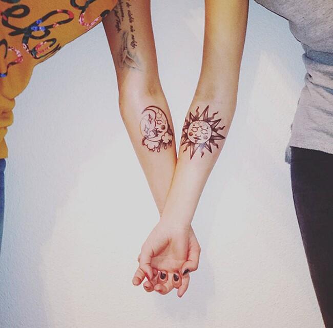 esempi-tatuaggi-coppia-amici-19