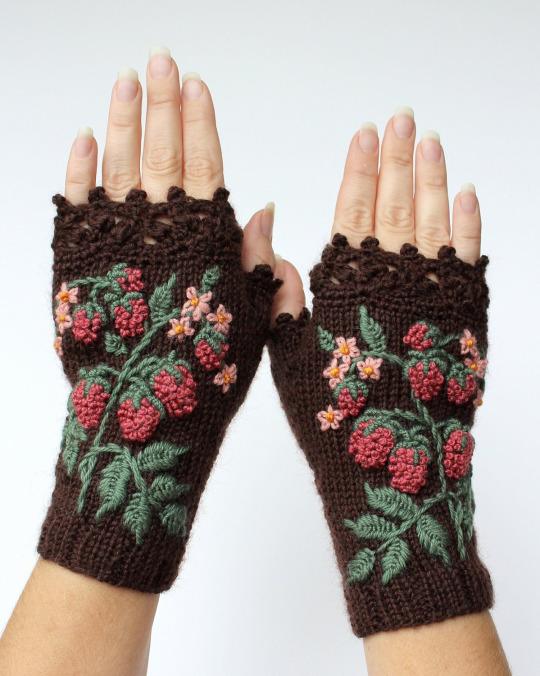 guanti-lana-senza-dita-artigianali-ricami-natalija-brancheviciene-01