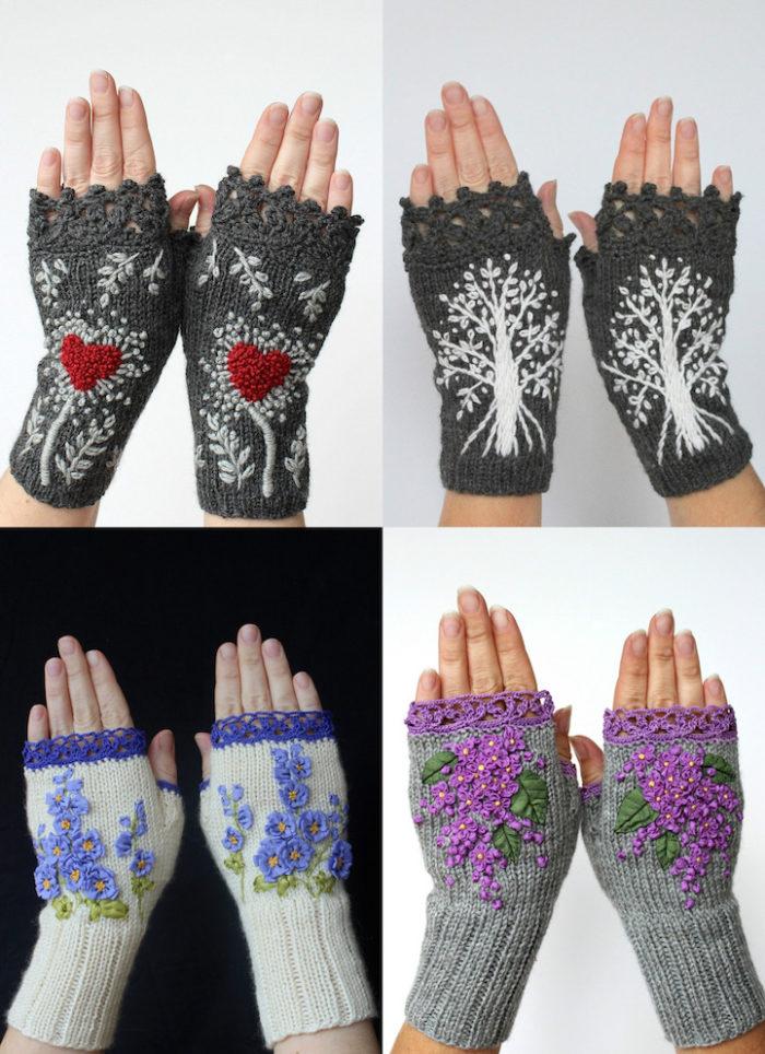 guanti-lana-senza-dita-artigianali-ricami-natalija-brancheviciene-03
