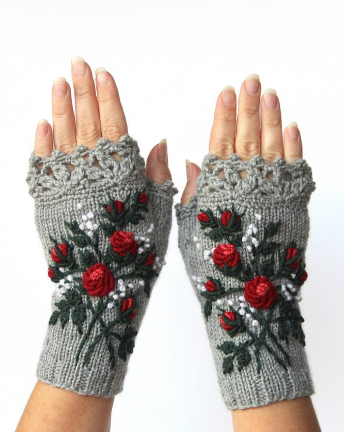 guanti-lana-senza-dita-artigianali-ricami-natalija-brancheviciene-04