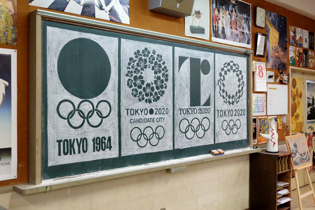 insegnante-disegna-capolavori-su-lavagna-gessi-hirotaka-hamasaki-10
