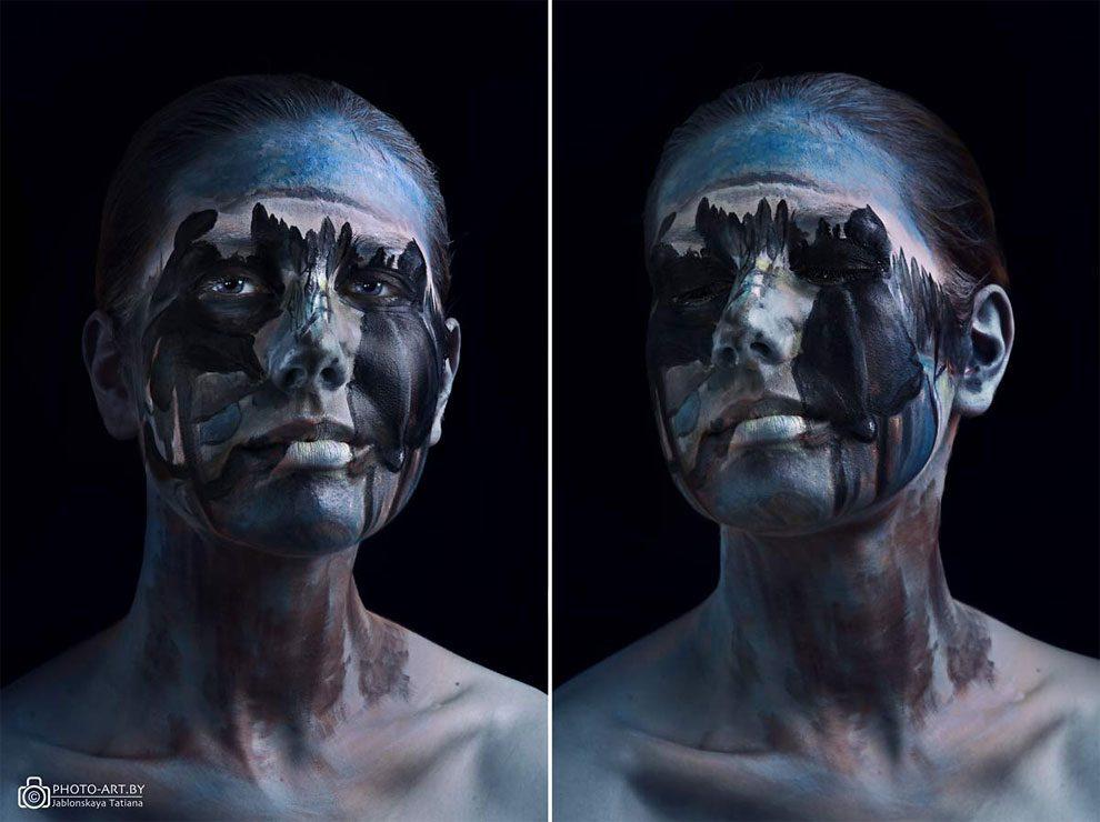 makeup-artist-dipinge-viso-quadri-dipinti-famosi-oksana-vinogradova-18