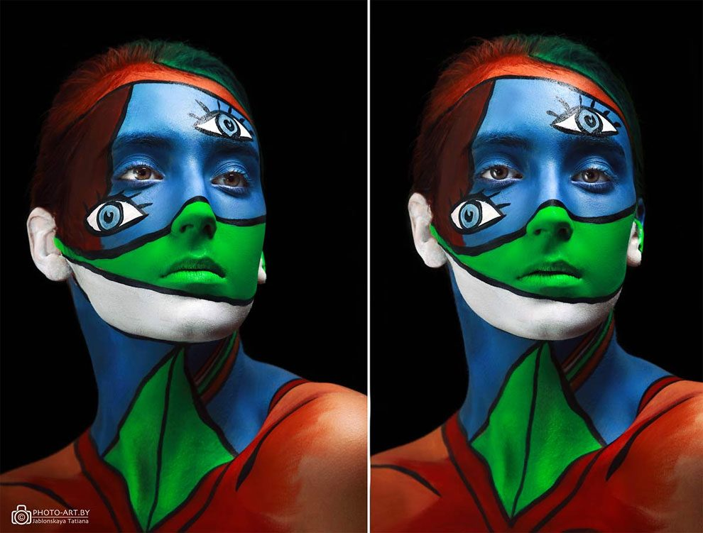 makeup-artist-dipinge-viso-quadri-dipinti-famosi-oksana-vinogradova-21