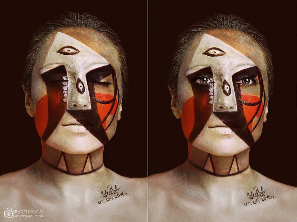 makeup-artist-dipinge-viso-quadri-dipinti-famosi-oksana-vinogradova-22