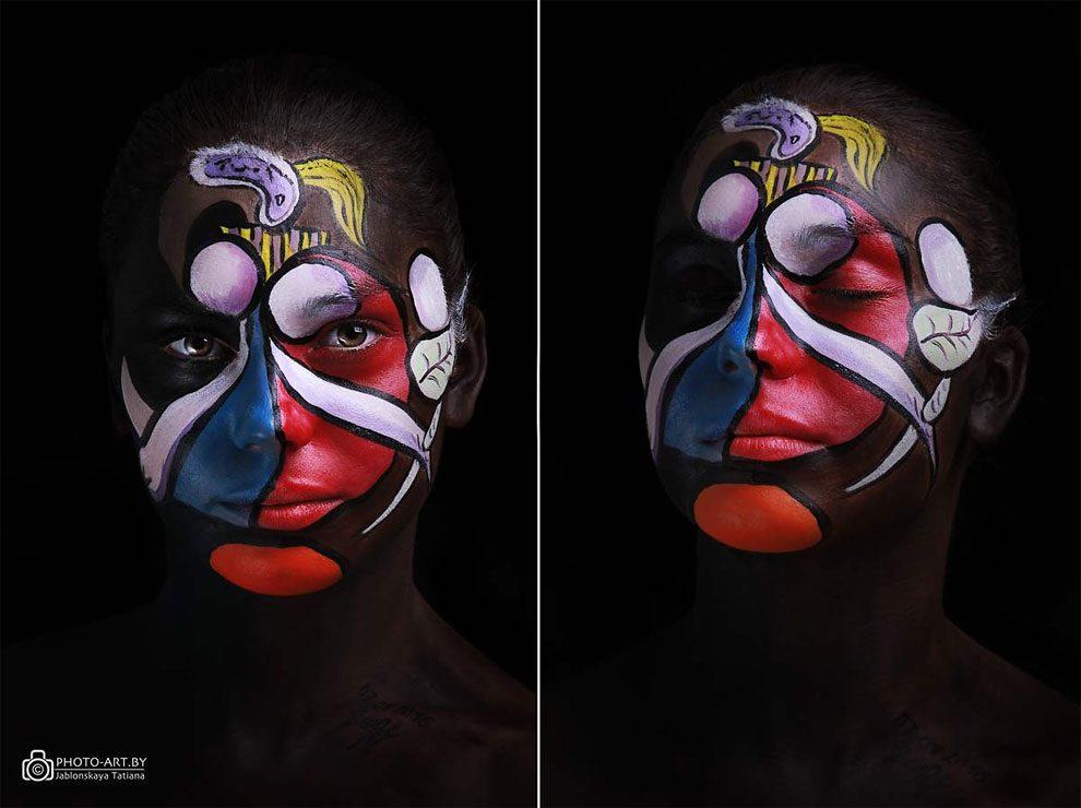 makeup-artist-dipinge-viso-quadri-dipinti-famosi-oksana-vinogradova-23