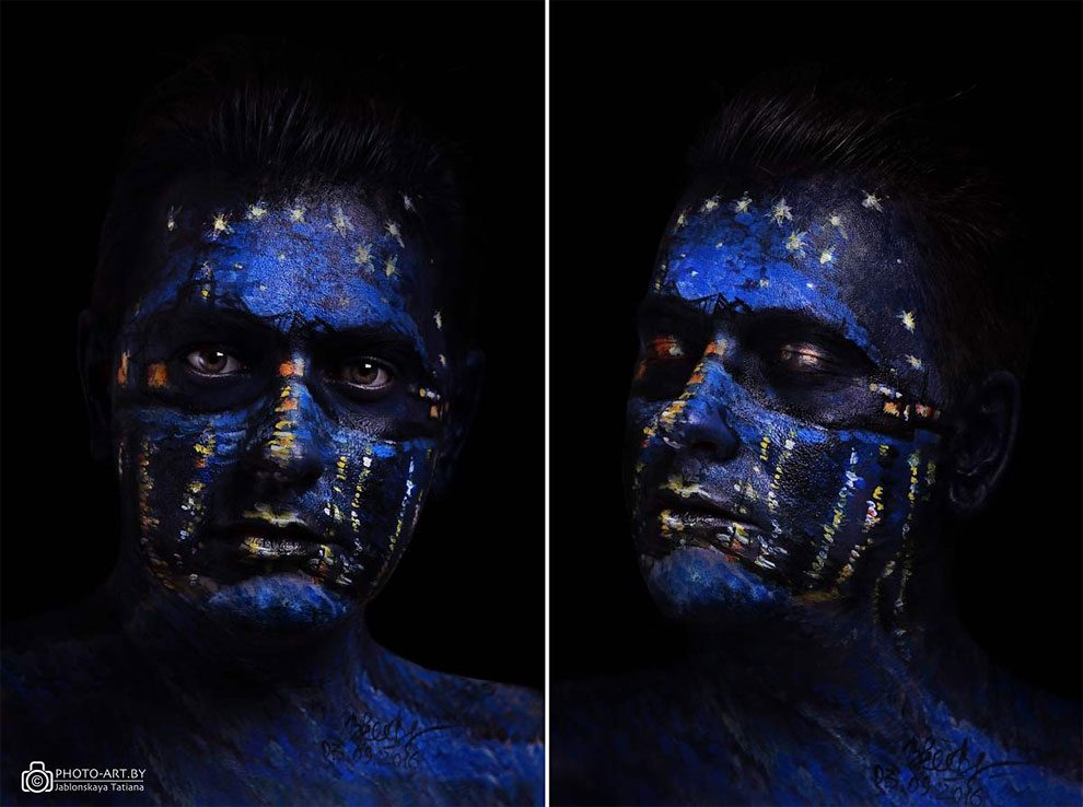 makeup-artist-dipinge-viso-quadri-dipinti-famosi-oksana-vinogradova-24