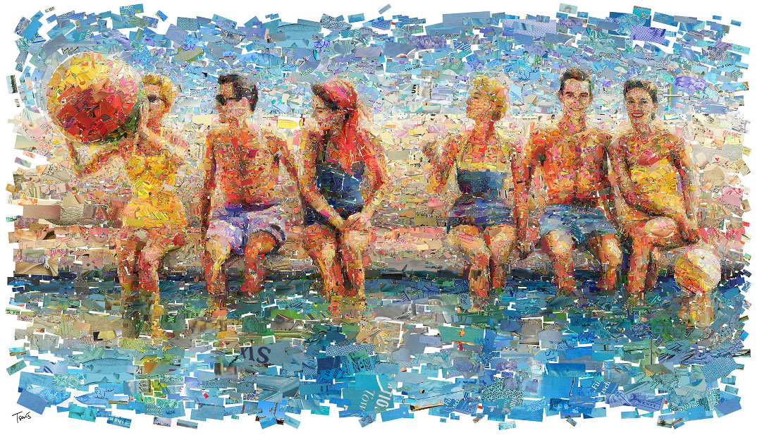 mosaici-collage-riviste-anni-50-60-endless-summer-charis-tsevis-02