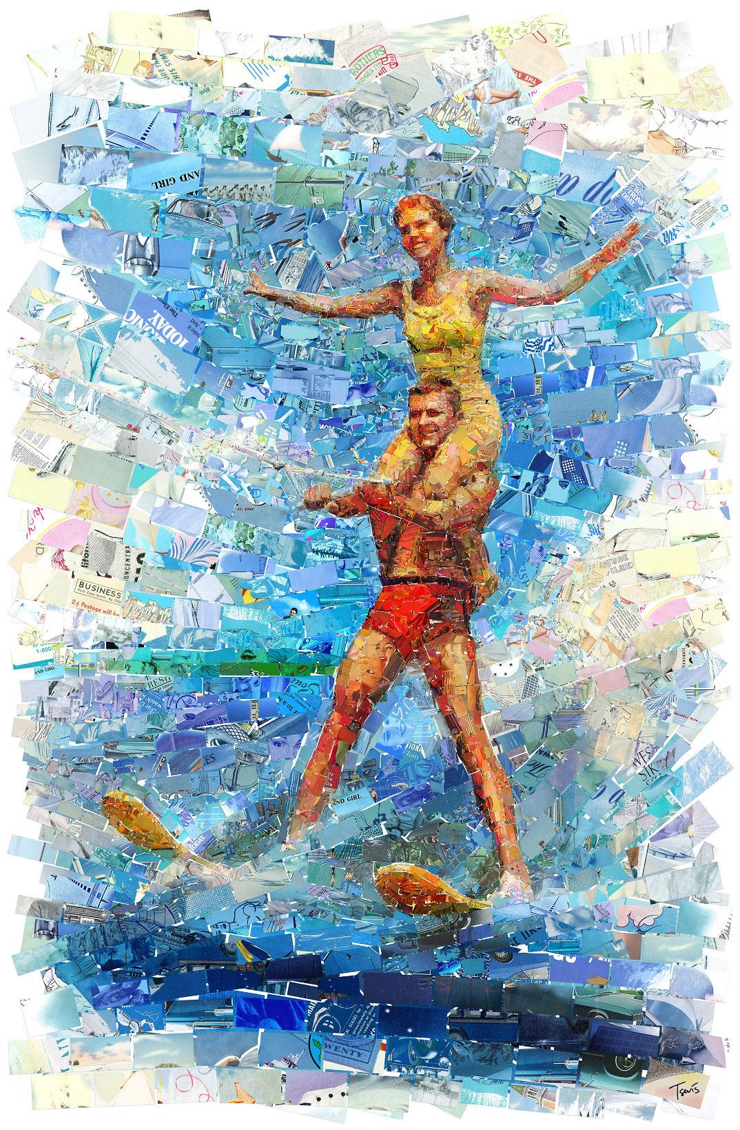mosaici-collage-riviste-anni-50-60-endless-summer-charis-tsevis-03