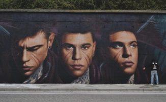 La street art iperrealista di uno tra i più promettenti artisti italiani