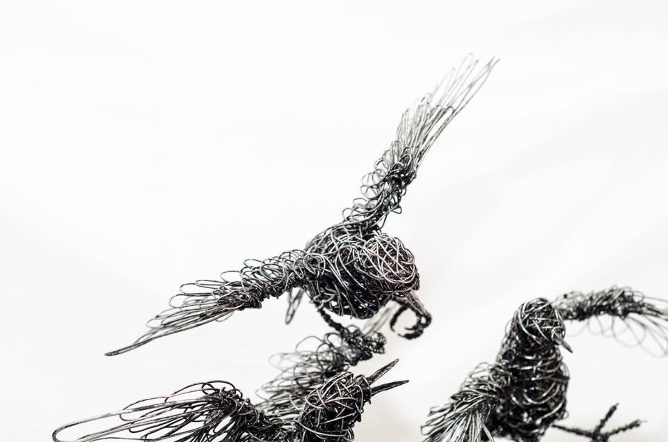 sculture-filo-metallico-animali-candice-bees-04